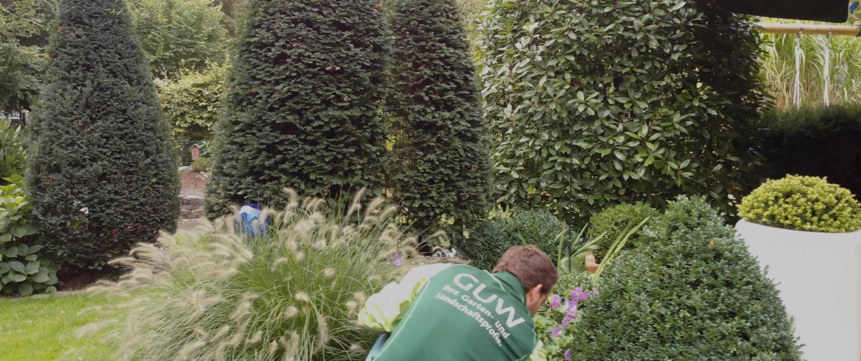 Gartenpflege-Profis Münster GUW