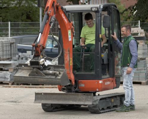Ausbildung Garten- un dLandschaftsbau Münster GUW