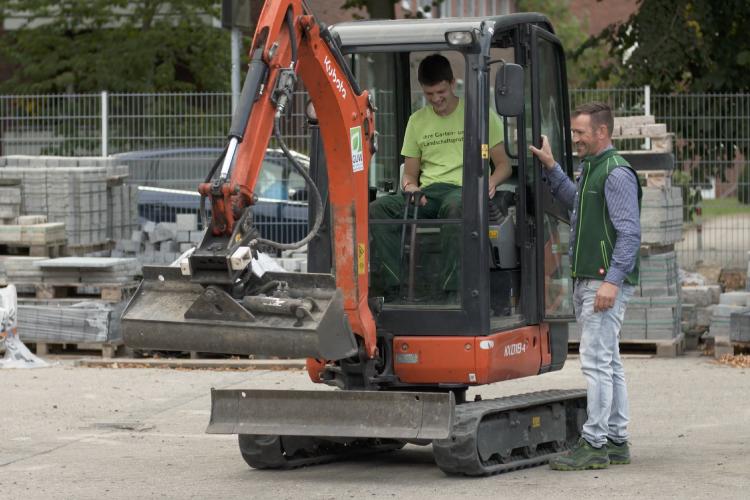Deine Ausbildung Im Garten Und Landschaftsbau Guw Münster