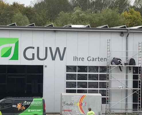 Umzug der GUW Münster 2019