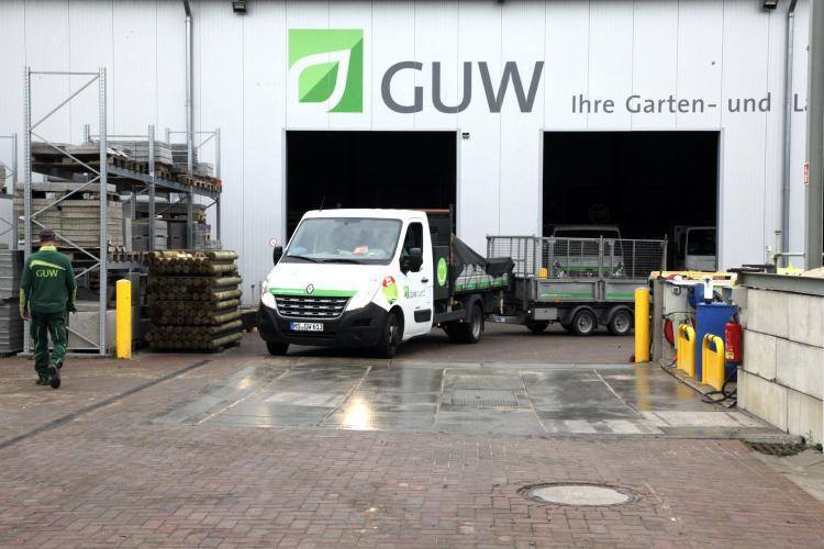 Gartenbau Münster GUW